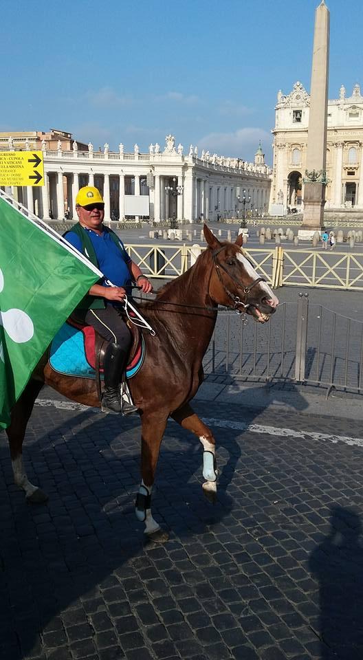 In Piazza S.Pietro - Roma